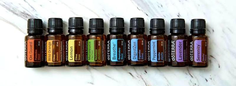 Doterra Essential Oil Ideas